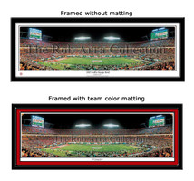 Louisville Cardinals 2007 Orange Bowl Champions Panoramic Poster