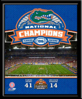 Florida Gators 2006 National Champions Poster