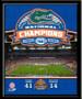 Florida Gators 2006 National Champions Poster