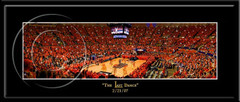 Illinois The Last Dance 2/21/07 Panoramic Poster