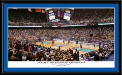 Duke Basketball 2006 ACC Tournament Champions Poster