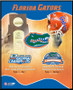 Florida Gators Triple National Champions Framed Poster