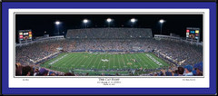 UK vs. LSU Cat Fight Panoramic Poster