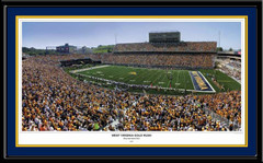West Virginia Gold Rush Panoramic Picture