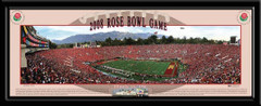 USC Trojans 2008 Rose Bowl Game at Kickoff Panoramic