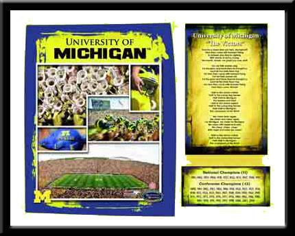 Michigan Memories & Milestones Picture