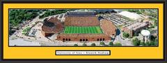 Iowa Hawkeyes Kinnick Stadium Panoramic Poster
