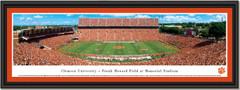 Clemson University Frank Howard Field Panoramic Poster