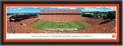 Clemson University Frank Howard Field Panoramic Poster