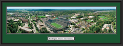 Michigan State Spartan Stadium Panoramic Football Picture