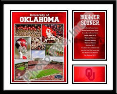 Oklahoma Boomer Sooner Memories and Milestones Picture