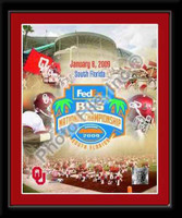 Oklahoma Fedex BCS National Championship Game Picture