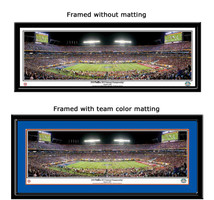 Florida Gators Panoramic Poster 2009 FedEx BCS Champions