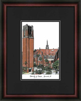 University of Florida Campus Lithograph Picture