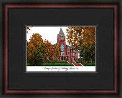 Georgia Institute of Technology Campus Lithograph Picture
