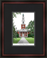University of Kentucky Campus Lithograph Picture