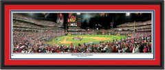 Phillies 2008 World Series Celebration Game 5 without Signatures Double Matting