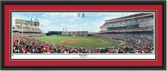 Cincinnati Reds Great American Ballpark - First Pitch Cincinnati Double Mat