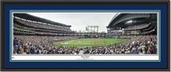 Seattle Mariners Safeco Park - First Pitch Double Matting