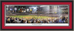 Arizona Diamondbacks 2001 World Series Champions double matted