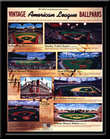 Vintage American League Ballparks