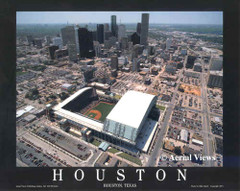 Houston Astros Minute Maid Park Poster