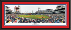 Philadelphia Phillies First Pitch at Citizens Bank Park Double Matting