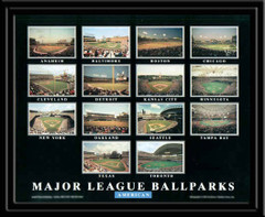 Major League Ballparks American League