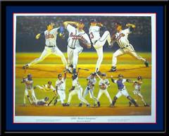Atlanta Braves 1995 World Champions