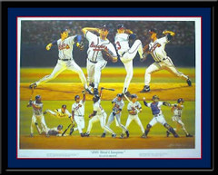 Atlanta Braves 1995 World Champions
