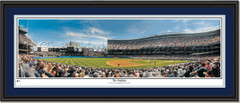 New York Yankees The Stadium Framed Panoramic Picture