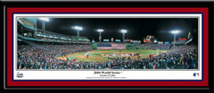 Boston Red Sox Fenway Park 2004 World Series matted
