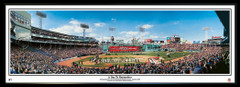 Boston Red Sox Fenway Park A Day to Remember Framed Print no mat