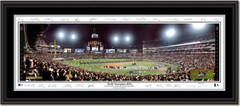 Chicago White Sox World Series Champions 2005 Signed Double Matting and Black Frame