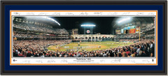 Houston Astros 2005 World Series Signed Panoramic Picture Double Matted Black Frame