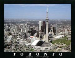 Toronto Skydome Poster