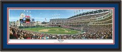 Cleveland Indians Progressive Field First Pitch Cleveland Double Mat