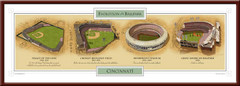 Evolution of the Cincinnati Reds Great American Ballpark
