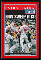 Boston Red Sox How Sweep It Is! Boston Herald 2007