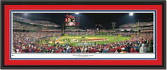 Phillies World Series 2008 Opening Ceremonies Game 3 Print Double Matting