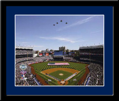 New Yankee Stadium Inaugural Fly Over 2009