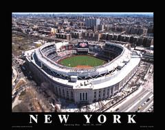 The New Yankee Stadium Aerial Photo 2009