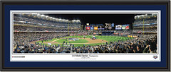 NY Yankees 2009 World Series Champions Panoramic Celebration Poster