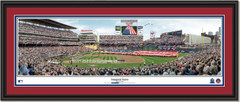 Minnesota Twins Target Field Inaugural Game Panoramic Poster
