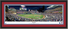 Minnesota Twins Fifth Inning Target Field 2010 Framed Poster