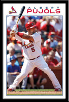 St. Louis Cardinals Albert Pujols Player Poster