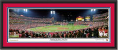 St. Louis Cardinals 2011 World Series Game 6 and 7 Poster with double matting and black frame