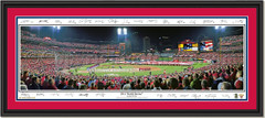 St. Louis Cardinals 2011 World Series Print Signature Edition DOUBLE MATTING and BLACK FRAME