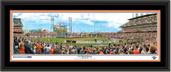 San Francisco Giants 2012 World Series Fly Over Panoramic Picture