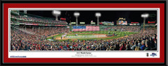 Boston Red Sox 2013 World Series Opening Ceremony Framed Picture